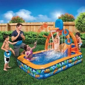 Wild wave pool