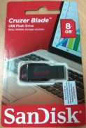 Sandisk USB Flash Drive 8GB