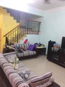 3 Storey Laman Rimbunan landed kepong landed house