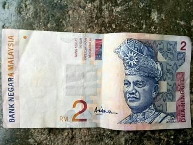 Old Malaysia RM2.00