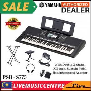 Yamaha PSR-S775 Arranger Keyboard C (PSRS775 )