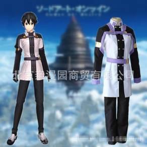 SAO the movie Ordinal scale Kirito Asuna cosplay c