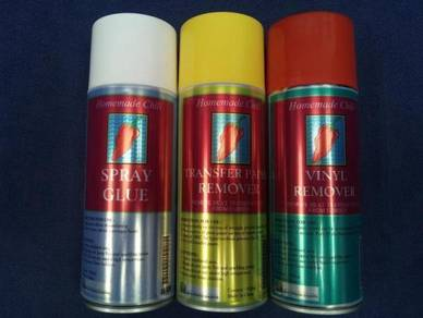 Vinyl Remover 3G Paper Remover Spray Glue