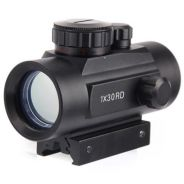 Tactical holographic red dot riflescope sight