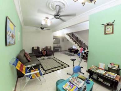 Double storey Terrace house Subang Impian, Shah Alam