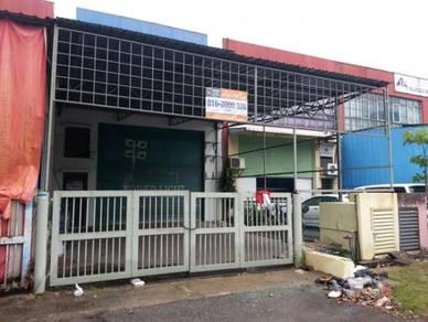 Factory located at Taman Perindustiran Puchong, TPP5, Puchong