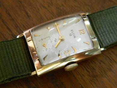 Elgin Rectangle Lady Watches
