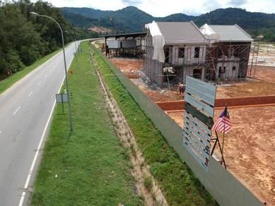 Projek PPAM Selindung, Ulu Yam. Rumah Murah, siapa cepat dia dapat