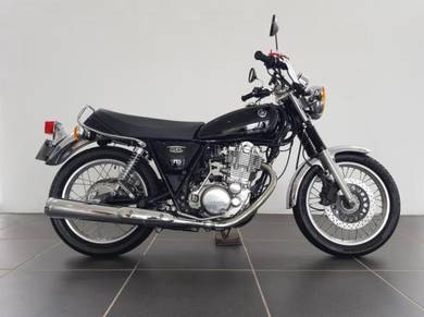 YAMAHA SR400 Unregistered ( XSR SRV SRX W650 )