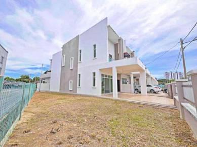 100% Loan: Corner Lot Below Market Value (Taman Sri Tanjung )