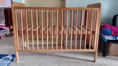 Baby cot Katil baby