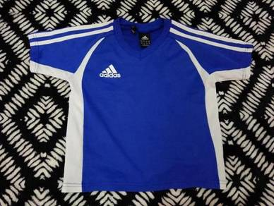 Adidas jersey size 110 for kids
