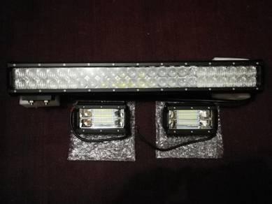 3Pcs led bar