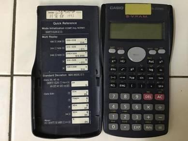 Casio sciencetific calculator