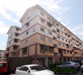 [FREEHOLD] Rumah Pangsa Bandar Bukit Puchong, Selangor