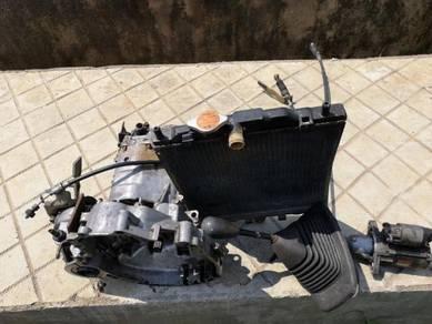Gearbox manual kancil 660