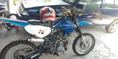 Motocross cubcross kriss 110