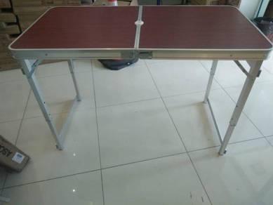 Meja lipat air balang