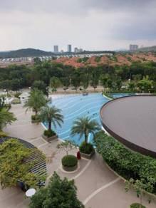 Poolview Dwiputra Putrajaya