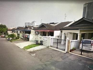 Bukit Indah, Single Storey Terrace House, Jalan Indah
