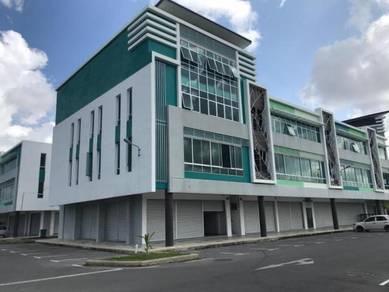 Triple Storey Inter Shoplot at Senadin Gateway, Miri