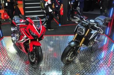 Honda CBR650R (Neo Sport)(ABS)(2019)