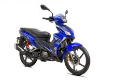 2020 SM Sport 110R (number plate QCF 62)