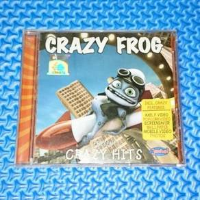 Crazy Frog - Presents Crazy Hits [2005] Audio CD