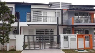 Seri Binjai 2 Storey Terrace For Rent