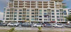 Labuan Times Square Ground Floor Shoplot for Rent