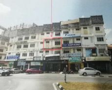 Freehold Office Unit in Jalan CM Yusuff, Ipoh, Perak