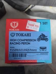 Tokahi Racing Piston Y15/LC135(57mm)