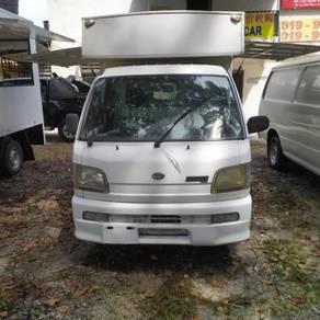 Daihatsu hijet(recon)
