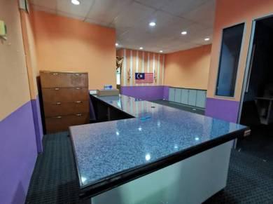1st Floor Office fully renovated Tmn Bukit Subang, Shah Alam