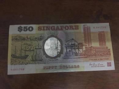 Old money singapore