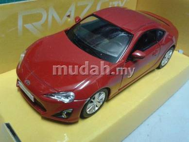 Toyota 86 Red