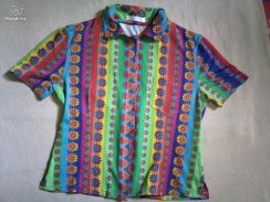 Kemeja Colorful for 7-10 y