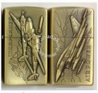 Zippo lighter air power
