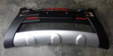 Nissan X-Trail 12-13 Front + Rear Bumper Bar