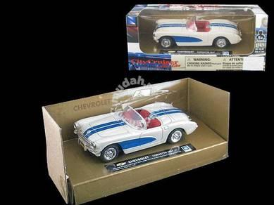 Chevrolet corvette 1957 vintage car collection