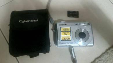 Sony cyber shot DSC-S650
