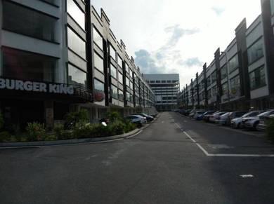 Olive Hill Business Park 3 sty shop Seri Kembangan
