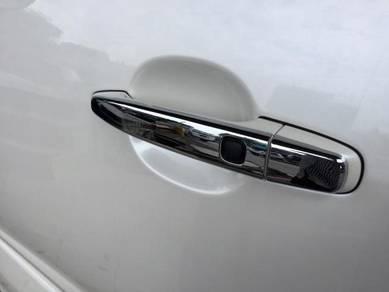 Toyota estima acr50 door handle cover chrome