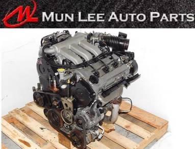 JDM Engine Empty Kosong Mazda KL 2.0cc