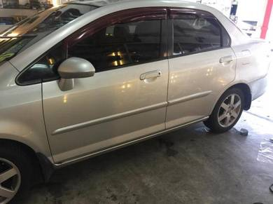 Tinted Film 5Window Package Metal Black
