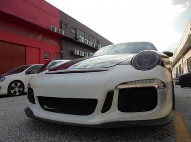 Porsche 997 facelift 991 GT3 Bodykit Conversion