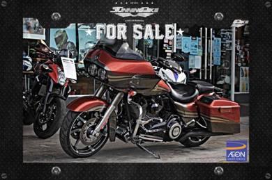 Harley Davidson CVO Road Glide Custom V&H EXHT