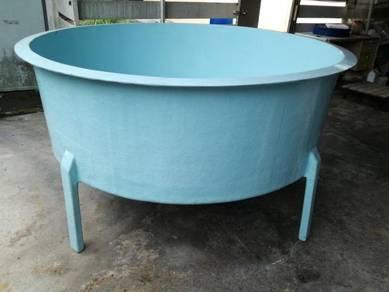 Circular Concave Fibre Tank (3 units)