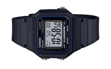 Casio Men Digital Classic Watch W-217H-1AVDF