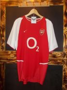 Arsenal football authentic jersey